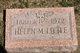 Helen M. <I>Gagner</I> Little