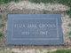 Eliza Jane <I>Hawthorne</I> Crooks