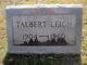 Profile photo:  Talbert Leigh, Sr