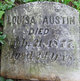 Profile photo:  Louisa J <I>Hawkins</I> Austin