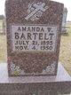 Amanda W Bartelt