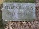 Belle <I>Koeppe</I> Roberts