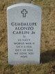 Profile photo:  Guadalupe Alonzo Carlin, Jr