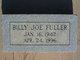 Billy Joe Fuller