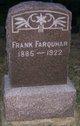 Frank Farquhar