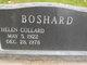Helen <I>Collard</I> Boshard