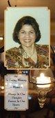 "Profile photo:  Patricia ""Patsy"" <I>Reyes</I> Glover"