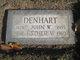 Profile photo: Mrs Esther Vidacy <I>Johnson</I> Denhart