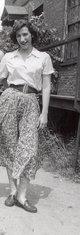 Geraldine Mae <I>Derouchie</I> Baker