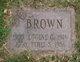 Profile photo:  Eugene G. Brown Sr.