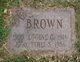 Profile photo:  Ethel S. <I>Smart</I> Brown