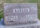 Profile photo:  Jessie M. <I>Renfro</I> Barger