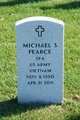 Profile photo:  Michael S Pearce