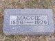 """Margaret """"Maggie"""" <I>Nestor</I> Dunne"""