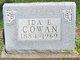 Ida Eugene <I>Hoover</I> Cowan