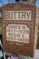 Profile photo:  Rosa Etta <I>Hays</I> Buttry