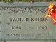 Profile photo:  Paul R. Kuehn