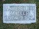 """Frances Isabella """"Fannie"""" <I>Sellers</I> Miller"""