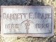 Garnett Ellis Crane