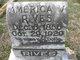 Profile photo:  America V Rives