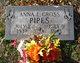 Profile photo:  Anna L. <I>Gross</I> Pipes