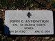 Profile photo:  John C Antonition