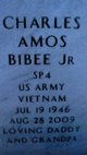 Charles Amos Bibee, Jr