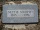 Nettie <I>Periman</I> Murphy