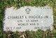 Cpl Charles Lancaster Higges Jr.