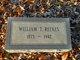 William T. Reekes
