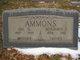 Profile photo:  Benjamin Franklin Ammons
