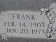 Profile photo:  Benjamin Frank Beasley