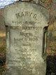 Mary Skinner <I>Rogers</I> Markwood