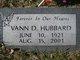 Maj Van Doyle Hubbard