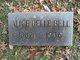 Profile photo:  Alice Delle <I>Clem</I> Bell