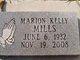 Profile photo:  Marion Kelly Mills