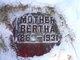 Bertha <I>Strehlow</I> Krueger