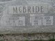 Profile photo:  Francis Marion McBride