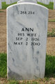Profile photo:  Ann Mattingly