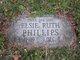 Elsie Ruth Phillips