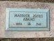Maurice Jones Adams