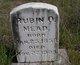 Rubin O. Mead