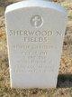 Pvt Sherwood N Fields