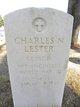 Charles N Lester