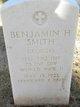 Benjamin H Smith