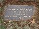 John N Anderson