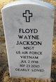 "Floyd Wayne ""Jay"" Jackson"