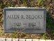 Profile photo:  Allen R Brooks