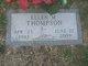 Ellen Marguerite <I>Richardson</I> Thompson