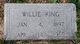 Willie Brusenhan King